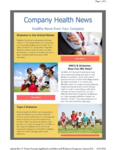 Exhibit Z Health News