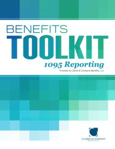 Benefits toolkit - 1095 reporting