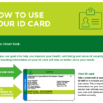 how to use id card