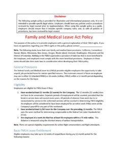 sample_fmla_policy_3-27-2015