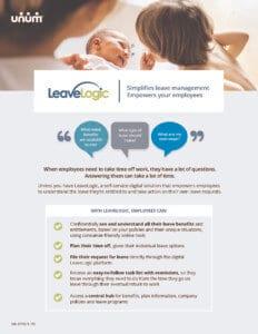 LeaveLogic Flyer (MK-3713)