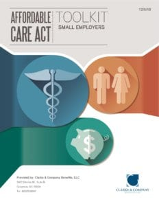 Affordable Care Act Toolkit for Small Employers