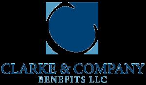 Clarke  Co  Vertical Logo