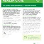 Cigna Preventive Care Customer Reference Guide
